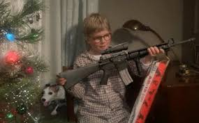 A Christmas Story Meme - ralphie always creeped me out