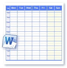 timeline template open office printable schedule templates in word and open office format