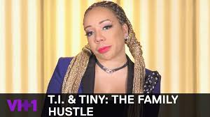 Tiny T I U0026 Tiny The Family Hustle T I And Tiny Buy The Kids A Dog