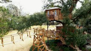behind the build biggest treehouse ever treehouse masters