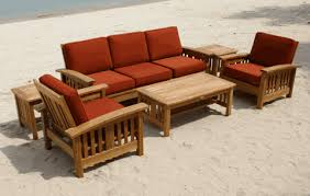 Deep Seat Outdoor Furniture by Teak Deep Seating Collection For Patio By Classicteak