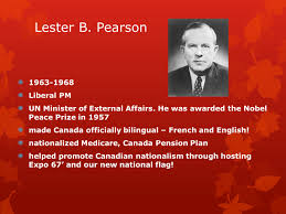 Canadian Flag 1960 Learning Goals By The End Of This Lesson Students Will Be
