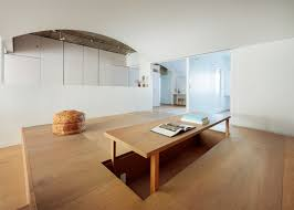 Masatoshi Hirai Creates Communal Family Spaces In Tokyo Flat - Japanese apartment interior design