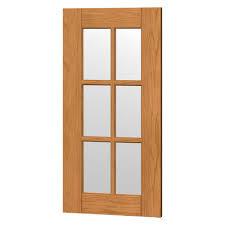 menards kitchen cabinet door hinges klëarvūe cabinetry cabinet door with glass at menards