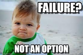 Failure Meme - failure success kid original meme on memegen