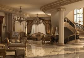 Italian Interior Design Ashraf El Serafey Villa Interior And Exterior Design Project Idea