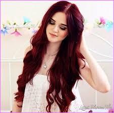 how chelsea houska dyed her hair so red best 25 red burgundy hair color ideas on pinterest burgundy red