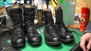 s army boots uk army boots 80 s v later versions