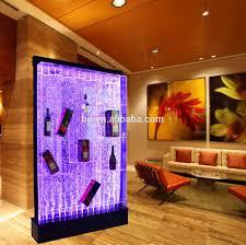 Liquor Display Shelves by Water Bubble Led Modern Drinks Liquor Display Cabinet Buy Modern