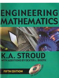 engineering mathematics 5th ed by k a stroud matrix