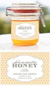 honey jar wedding favors honey jar labels 18 pcs rectangle hang tags and stickers