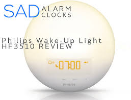 Sad Light Reviews Wake Up Happy Philips Wake Up Light Hf3510 Review