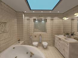 Ceiling Ideas For Bathroom Best Tips For False Ceilings With Led Lighting For Bathrooms In