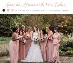 october wedding best 25 blush fall wedding ideas on fall wedding