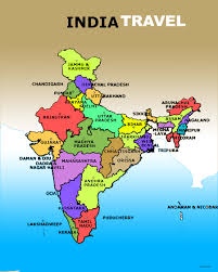 India Regions Map by India Map Maps Photos