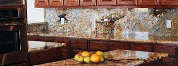 pictures of kitchen backsplashes with granite countertops granite countertops by stonetex llc dallas tx