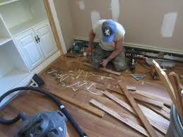 hardwood floor refinishing project how does it take