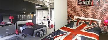 chambre ado londres chambre ado cheap deco de chambre dacco murale