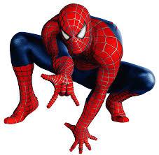 spider man 2017 clipart