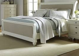 gorgeous coastal bedroom furniture solid wood platform bed 9