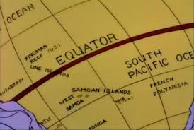 French Polynesia Map French Polynesia Simpsons Wiki Fandom Powered By Wikia
