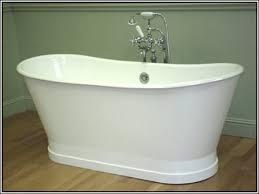 Pedestal Tub Designs Stupendous Bathtub And Shower Surround Design Installing