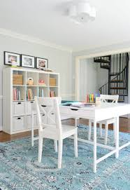 easy makeover a hardworking homework room room and playrooms