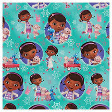 doc mcstuffins wrapping paper doc mcstuffins wrapping paper ebay