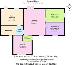Coach House Floor Plans by 3 Bedroom Character Property For Sale In The Coach House Docklow