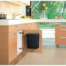 kitchen cabinet bin briscoes brabantia built in bin 10l