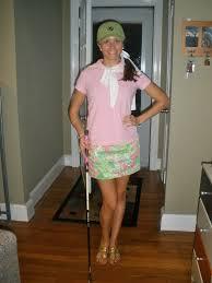 Golf Halloween Costume Preppy Halloween Costumes