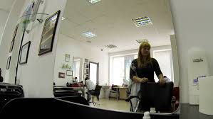 videos of girls barbershop haircuts for 2015 barber shop editorial stock footage video shutterstock