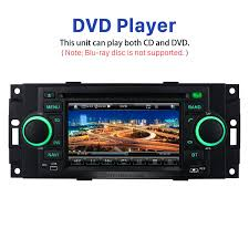 touch screen 2002 2008 dodge stratus viper in dash dvd gps system