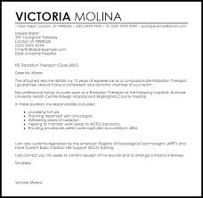 Resume Details Example by Radiation Therapist Cover Letter Sample Livecareer