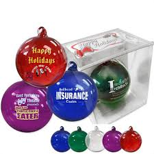 fund raiser glass ornaments ship ornaments