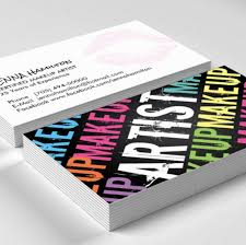 makeup artists business cards makeup artist business card template created by colourful designs