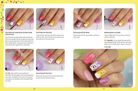 nail art kit tuttle publishing