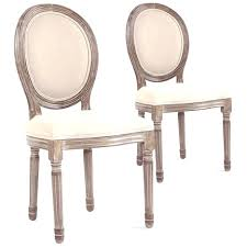 chaises m daillon medaillon louis xvi 12 avec lot de 2 chaises m daillon xvi menzzo