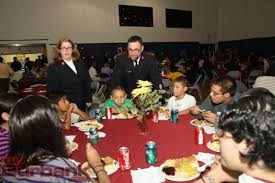 salvation army thanksgiving dinner 2 myburbank