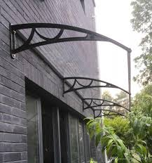 Metal Awning Prices 2017 Polycarbonate Awning China Supplier Balcony U0026 Window Canopy