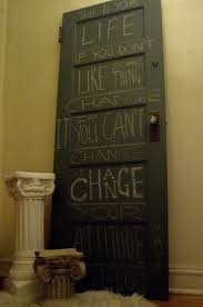 24 best paint it with chalkboard paint images on pinterest home chalkboard door chalkboard doorschalkboard ideasroom