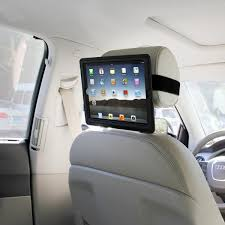 porta tablet auto quasi finito sconto su di un supporto per poggiatesta da auto