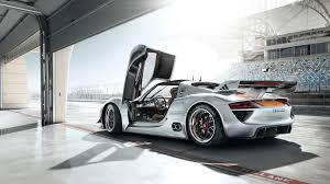 Porsche 918 Concept - wallpaper resolutions white cars vehicles racing porsche 918