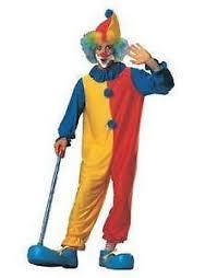 clown jumpsuit clown costume ebay