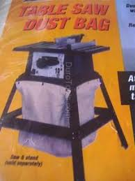 Table Saw Dust Collection by Table Saw Dust Collector Collection Bag For Stands Skil