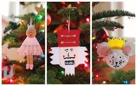 nutcracker ornaments diy felt nutcracker ornaments make and takes