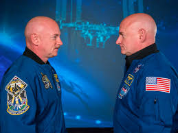 lucy and anna decinque nasa sent one identical twin to space for a year to see how it u0027d