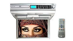 Under Cabinet Radio Tv Kitchen Venturer Klv3110 10 Inch 10 U2033 Under Cabinet Counter Kitchen Lcd Tv