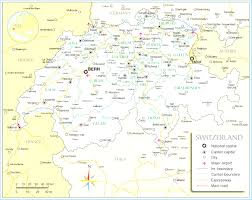 Michigan Map With Cities And Towns by Map Of Germany And Map Germany With Cities Towns Evenakliyat Biz