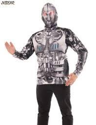 Terminator Halloween Costume Discount Robot Halloween Costumes 2017 Robot Halloween Costumes